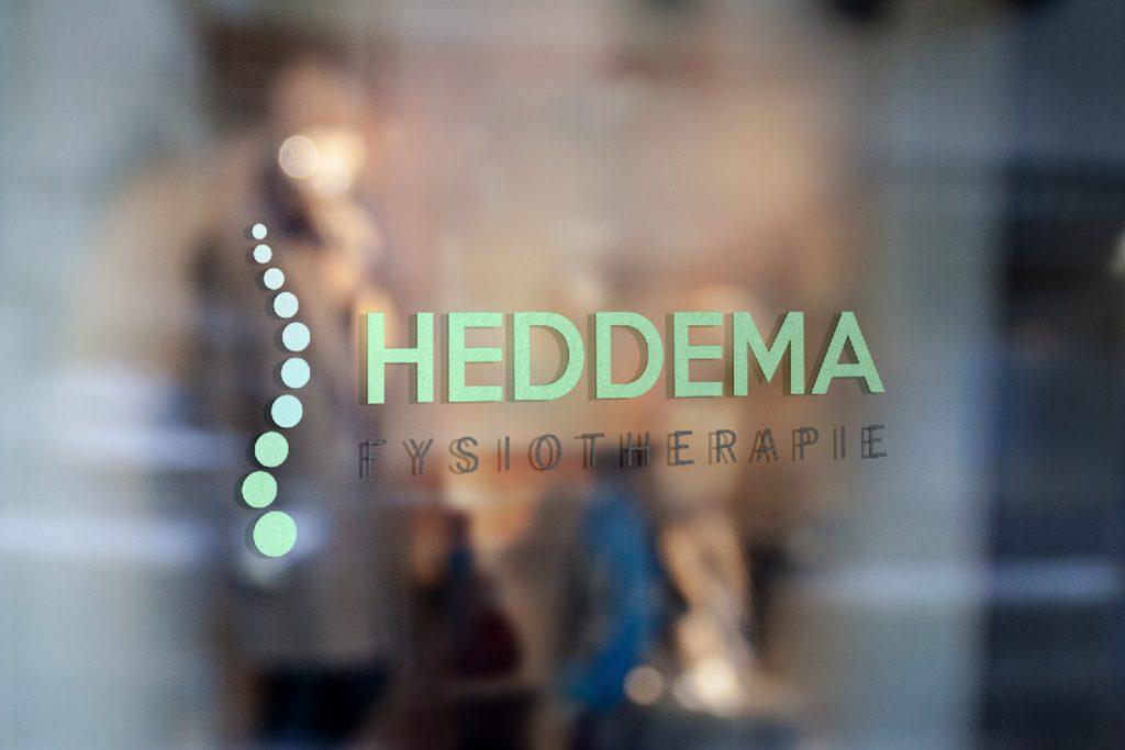 Logo Heddema fysio